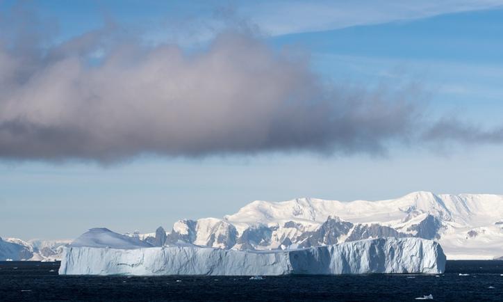 남극 온난화의 역설…녹은 얼음이 되려 지구 온도 낮춘다
