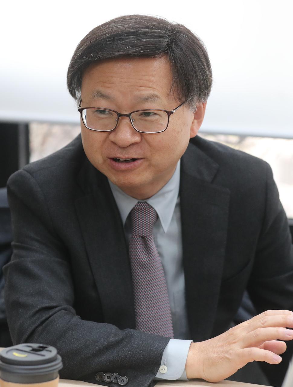 배규식 한국노동연구원 원장