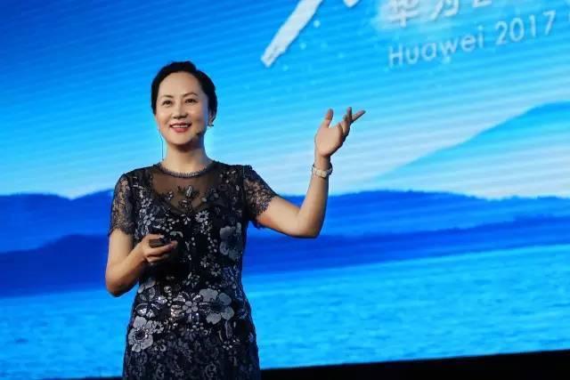 중국 거대 IT기업 화웨이 후계자 체포, 뭘 노렸나