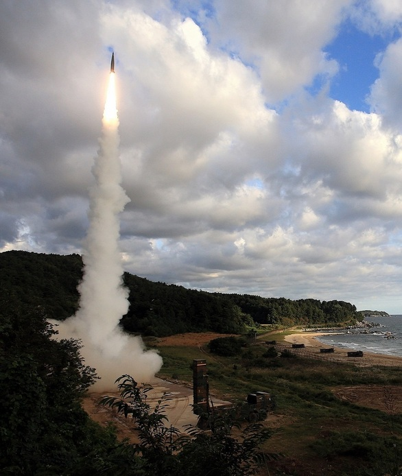 S. Korean conducts regular launch exercises for Hyunmoo missile series