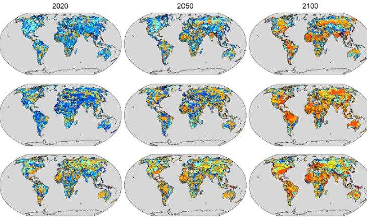 지구 온난화 지속 땐…10년 뒤 기후, 300만년 전으로 역주행
