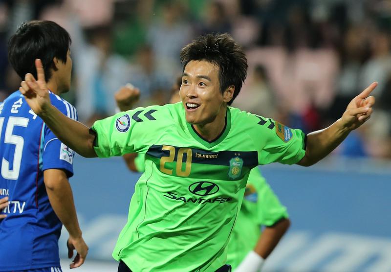 축구선수 이동국. 연합뉴스