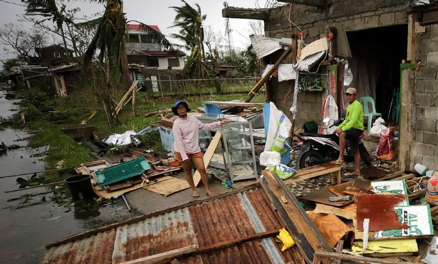 올해 기후변화 10대 자연재해로 1000명 사망·950억달러 피해