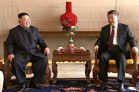 [News analysis] 4th summit between Kim Jong-un and Xi Jinping indicates new phase in NK-China relations