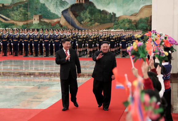2nd NK-US summit expected to gain momentum following Kim Jong-un's 4th visit to China