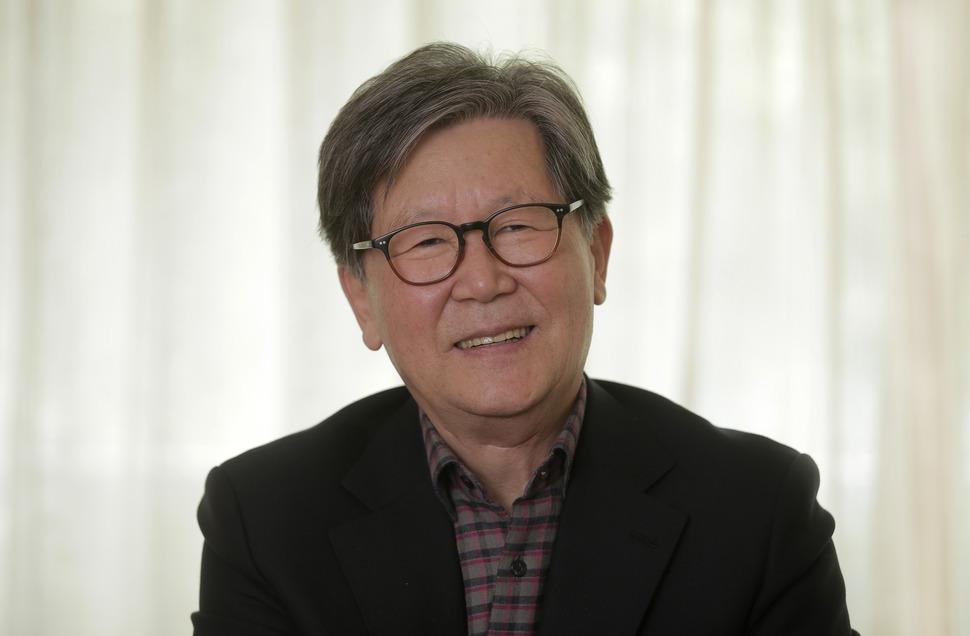 고 신영복 성공회대 석좌교수. 강재훈 선임기자 khan@hani.co.kr