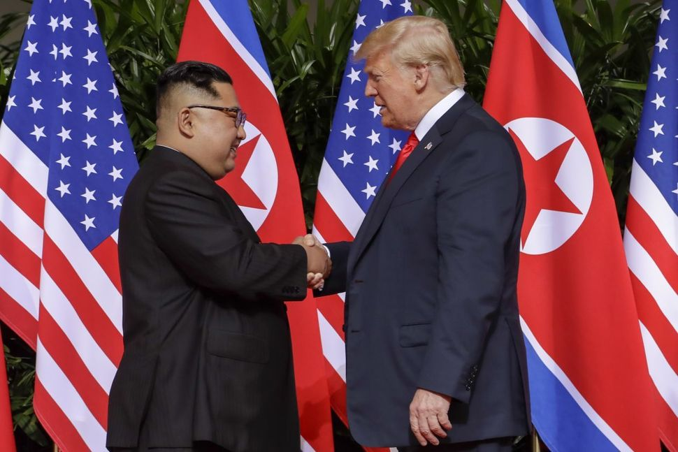 [News analysis] 1 year after the Singapore summit, the NK-US stalemate still persists