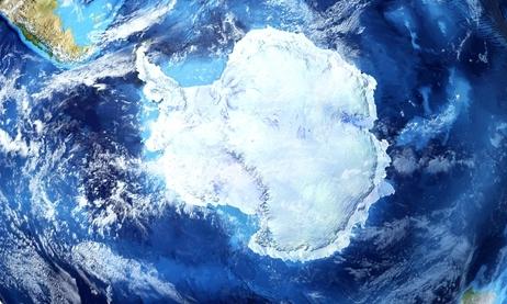 '삐딱이' 지구 탓에 남극 얼음 더 빨리 녹는다