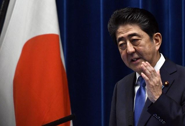 News analysis] Abe seeks to mobilize anti-Korean sentiment