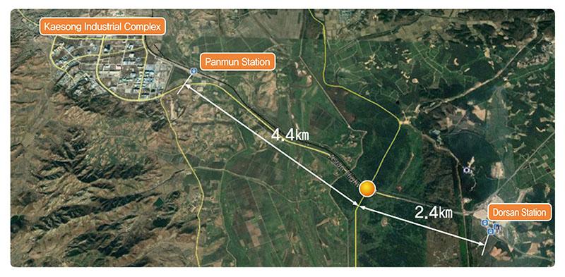 S. Korea pursues inter-Korean 'international peace station' for DMZ