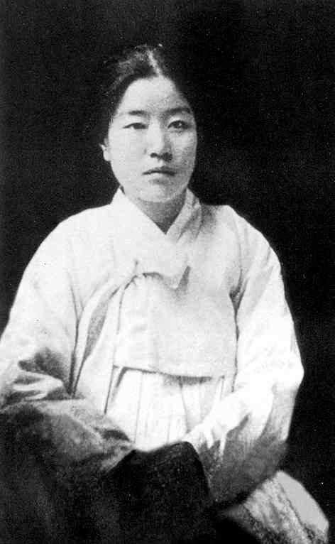 최초의 근대 여성 화가이자 작가, 여성해방론자였던 나혜석.