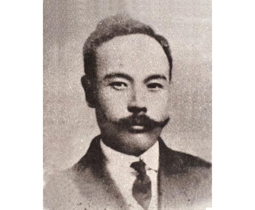 ◆대표적 문무겸전형 인물이었던 여운형 신한청년당 총무.