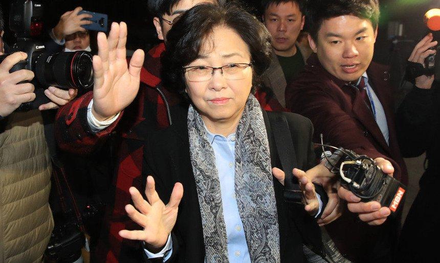 법원은 왜 김은경 전 환경부 장관 구속영장을 기각했나