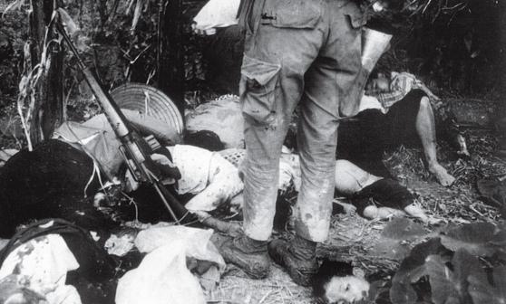 오월 광주와 닮은 퐁니·퐁넛 마을의 비극