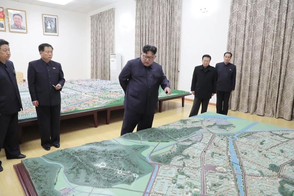 [News analysis] North Korea's construction boom under Kim Jong-un