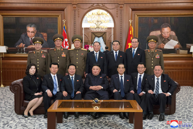 Kim Jong-un calls for S. Korea to become more independent from US