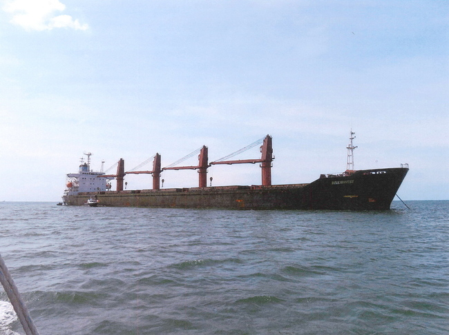 Largest Cargo Ship >> Wise Honest Seized By Us Is N Korea S Second Largest Cargo Ship