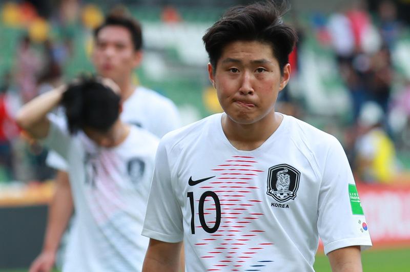한국 개인기 격차 포르투갈에 패배