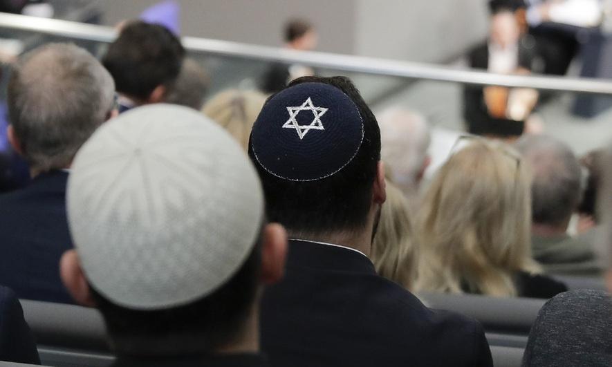 """독일, 커지는 반유대주의에 """"유대인들 키파 쓰지마"""" 논란"""