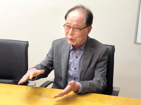 [Interview] Peace advocate emphasizes importance of inter-Korean railways