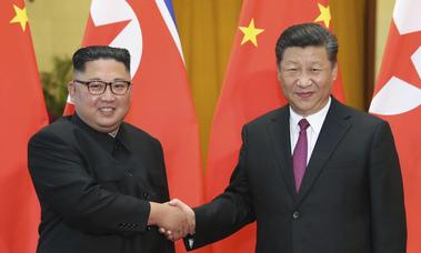 김정은 초청에 시진핑 답방…북미 관계 돌파구될지 주목