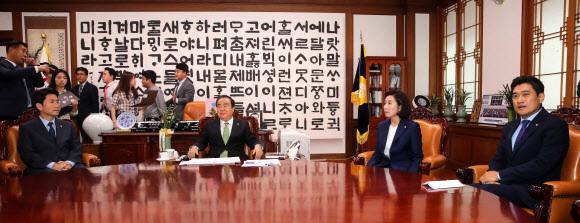 검찰총장·국세청장 인사청문회, 국회정상화 변수될까