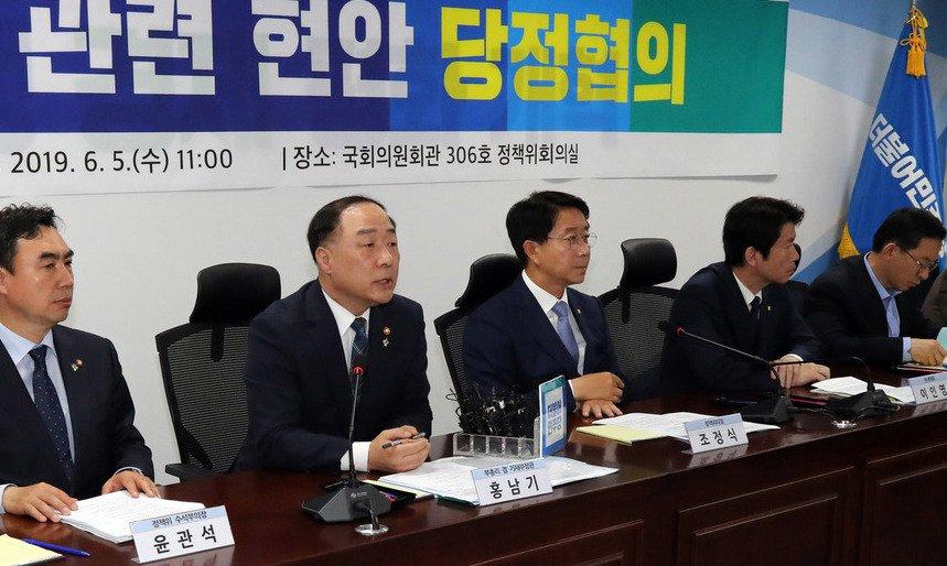 정부발 '정년연장' 논란에 민주당, TF 꾸려 수습나서