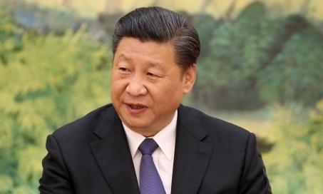 """청와대 """"시진핑 방북, 비핵화 대화 재개에 도움"""""""