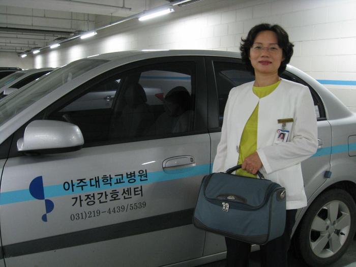송종례 한국가정간호학회 정책이사