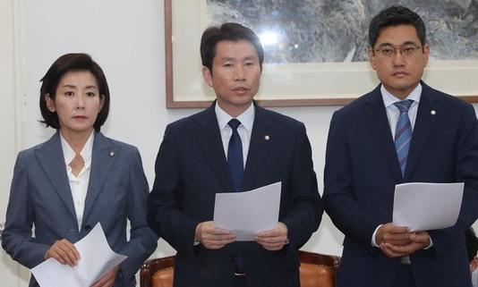 [사설] '국회 정상화' 걷어찬 한국당, 국민이 두렵지 않은가