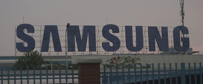 <한겨레>는 지난 4월부터 삼성전자 아시아 주요 생산공장 노동자들의 인권 및 건강, 단결권 보장 여부 등을 조사했다. 사진은 삼성전자 베트남 박닌 공장 전경. 조소영 <한겨레티브이> 피디
