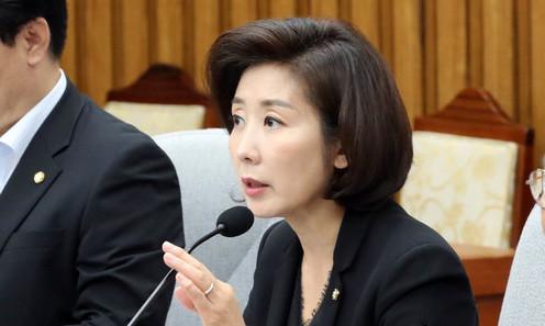 """'패트' 소환 불응 한국당…나경원 """"닭 목 비틀어도 새벽 온다"""""""