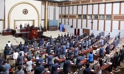 경기도의회, 보수 반발 속 '성 평등 개정안' 통과