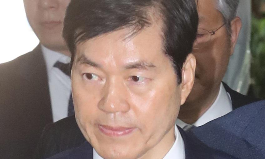 검찰, 김태한 삼바 대표 '회계사기' 혐의 구속영장 청구