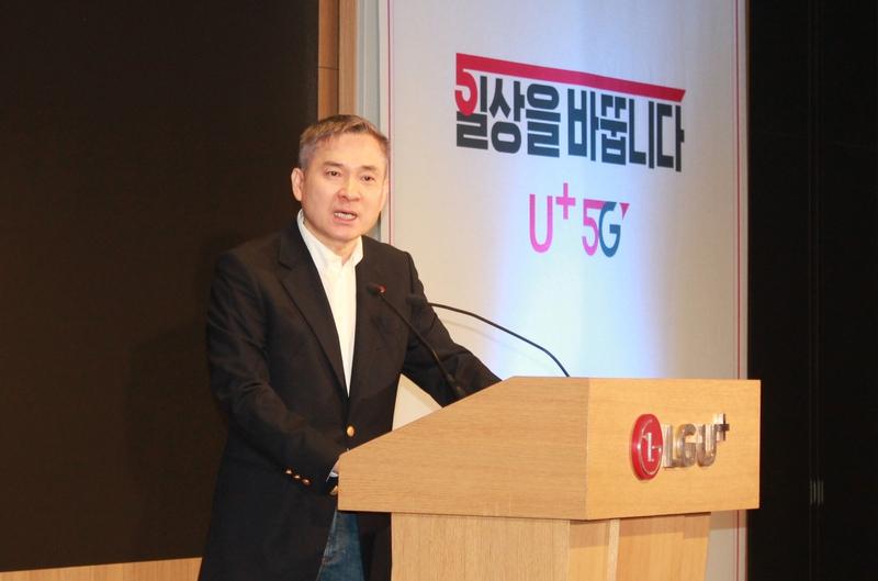 """하현회 LGU+ 부회장 """"미디어 플랫폼 사업 강화"""""""