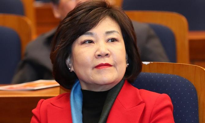 '5·18 망언' 한국당 김순례, 최고위원으로 복귀한다