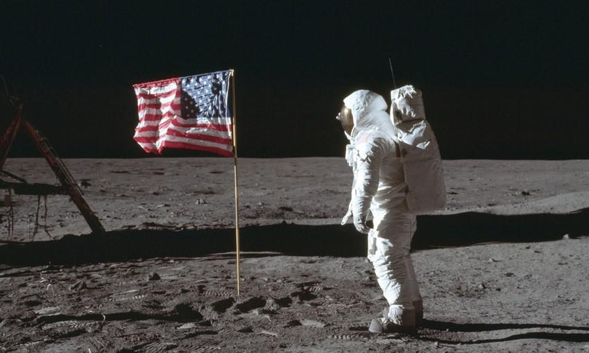 [만리재사진첩] '달 착륙 50년' 작은 한 걸음 뒤 위대한 도약