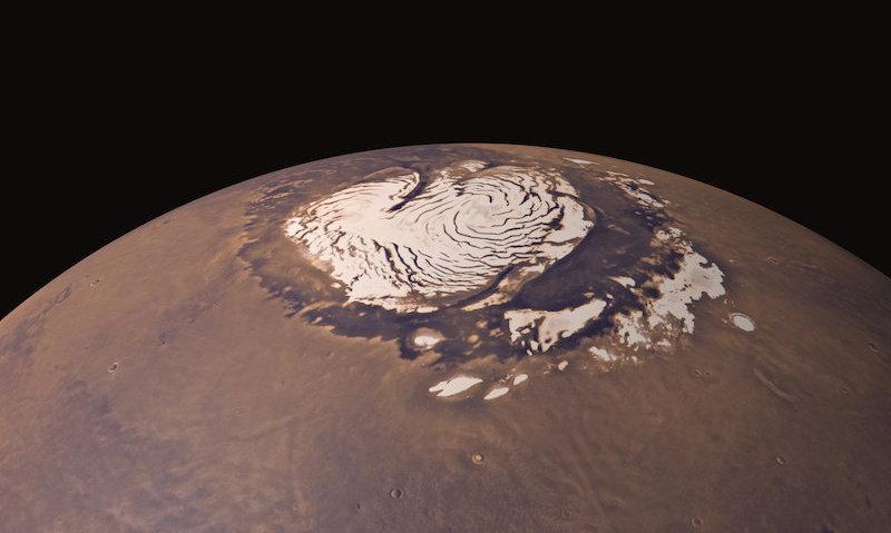 온실가스 효과 본따 화성 하늘 만들기
