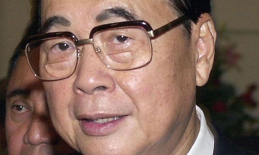 중 '천안문 유혈진압' 리펑 전 총리 별세