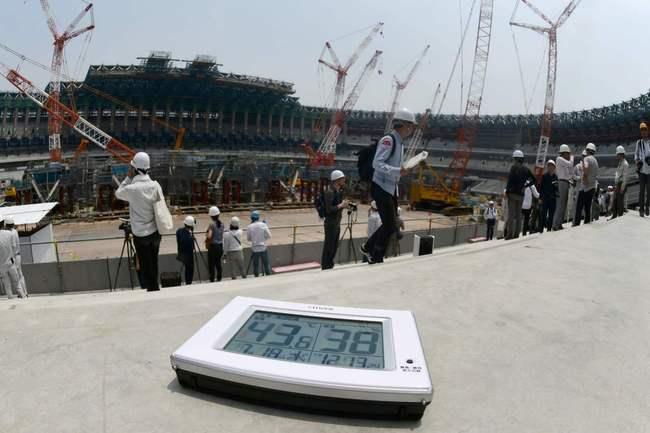 도쿄올림픽 앞으로 1년 일본 무더위 어찌하나