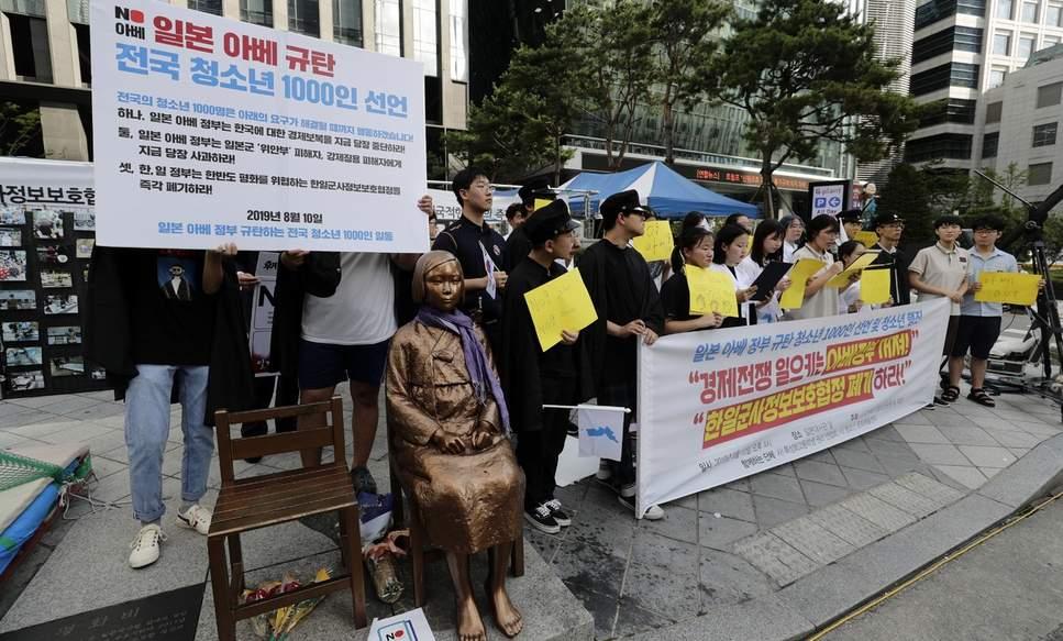 일본, 한국시장 반도체부품 수출 급감하자 무역흑자도 대폭 감소