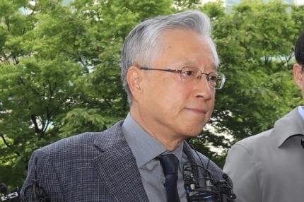 이석채 전 케이티 회장. 연합뉴스