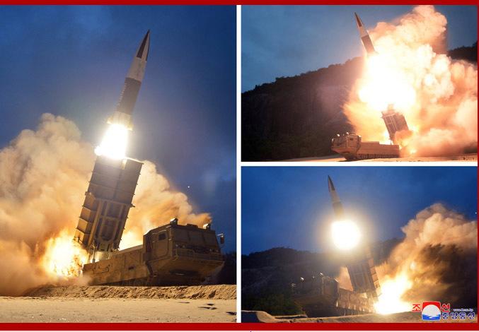 [News analysis] N. Korea completes development of new troika of ground-to-ground weaponry