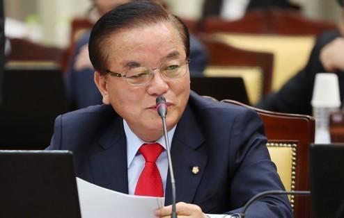 정갑윤 자유한국당 의원