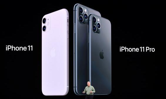애플, 아이폰11 공개…동영상 기능 강화, 가격은 내렸다