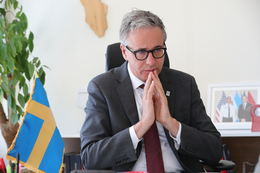 [Interview] Sweden's take on the North Korea-US negotiations