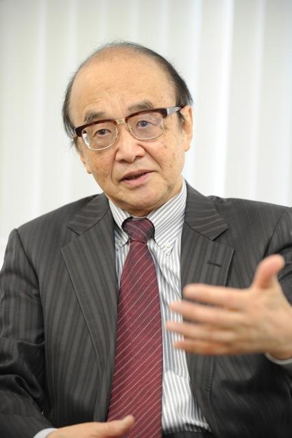 신도 에이이치 일본 쓰쿠바대 명예교수