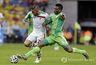 골결정력 부족했던 이란과 나이지리아, 대회 첫 무승부