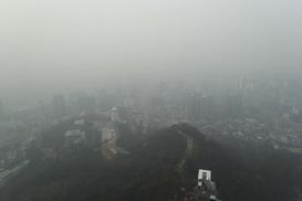 첫 비상조감조치 발령…22일 '배출가스 5등급' 차량 서울 진입 제한