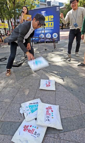 88万ウォン世代が今や「ヘル朝鮮」に、韓国の若者たちがメンコで怒り ...